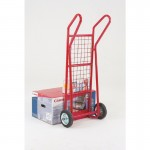 Distribution Handtruck with mesh back