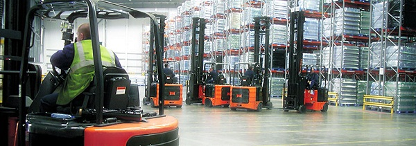 forklift truck training isle of wight