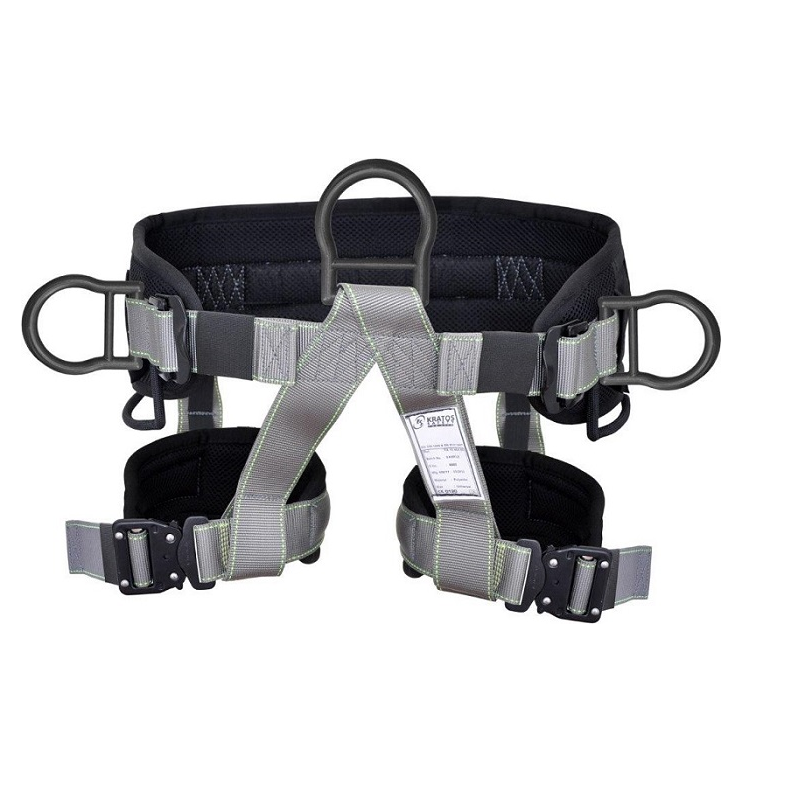 Safety Harness Rear Connection-Work-Belt.